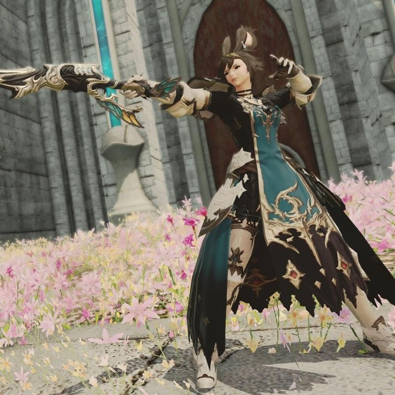 妖精郷の守り人