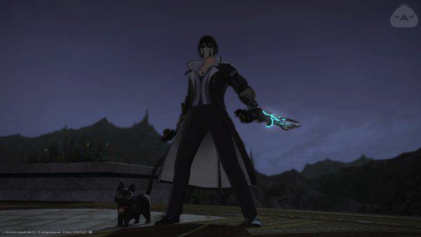 BK201 黒の死神「黒」