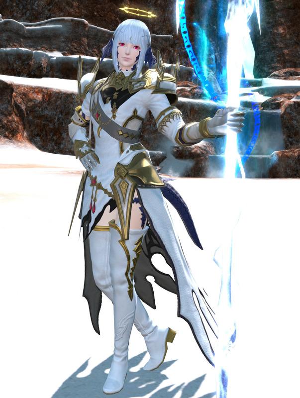 白の竜騎士