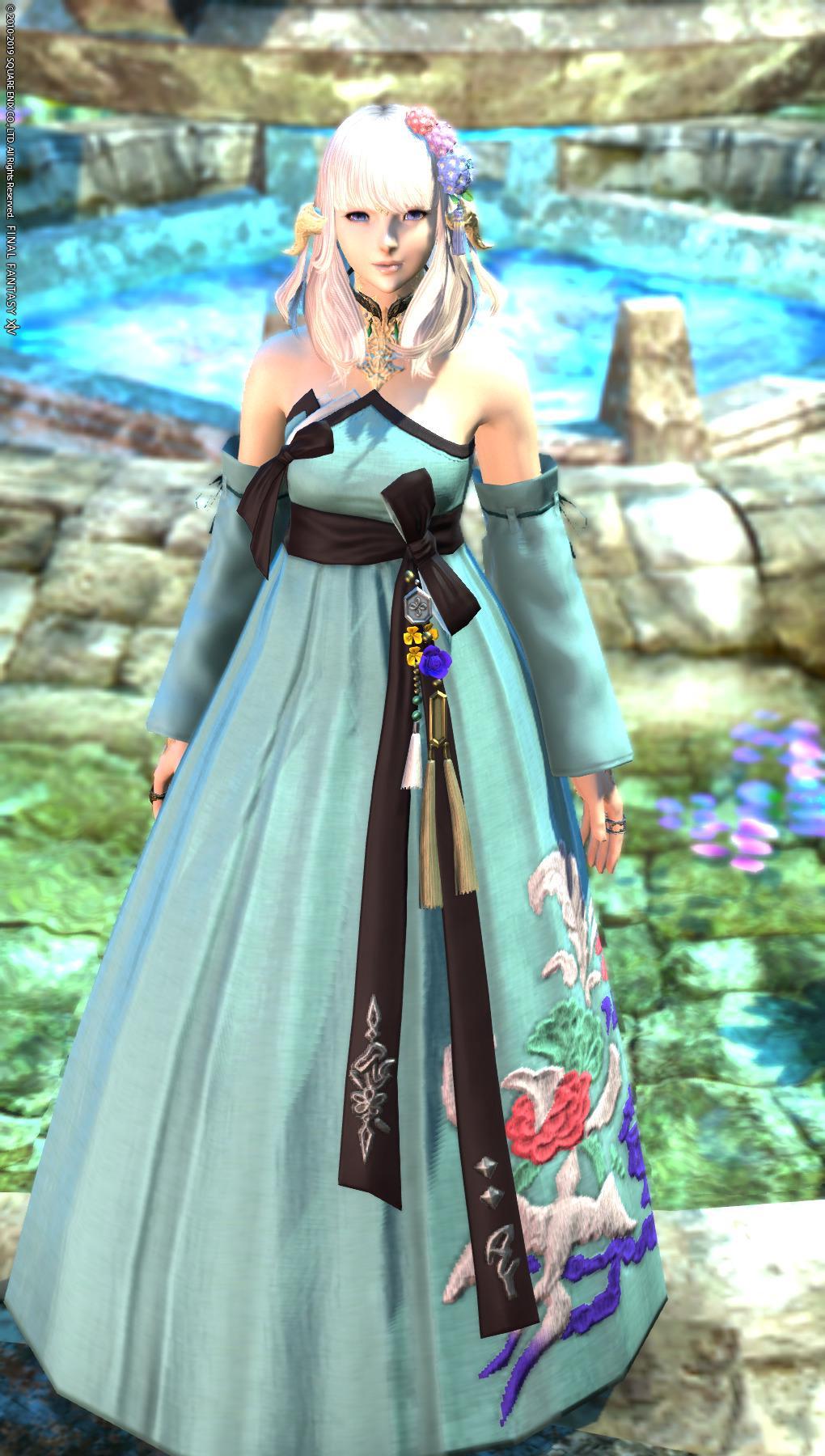 ハイドレインジアの姫君