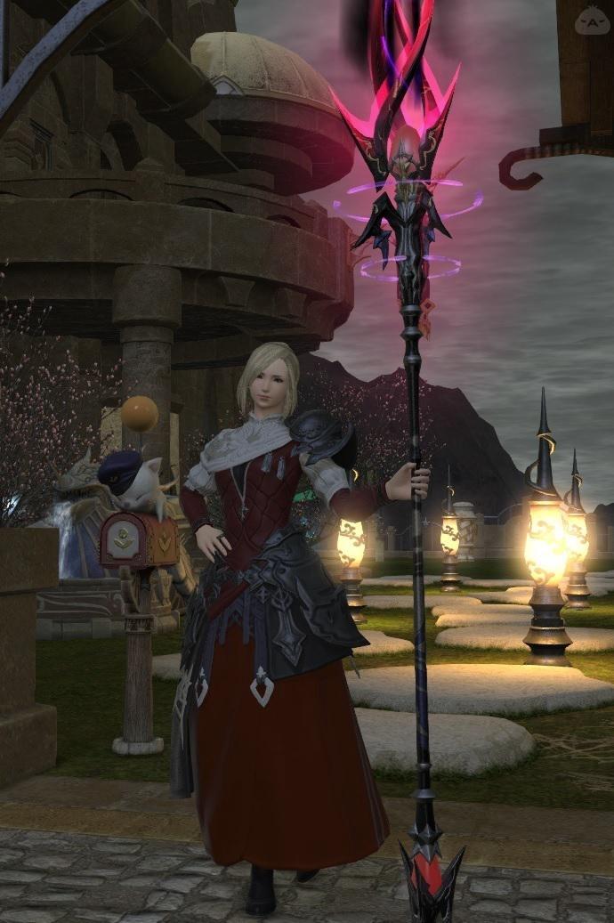イシュガルド式竜姫騎士