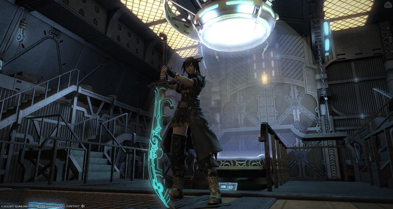 アラグ工学的暗黒騎士