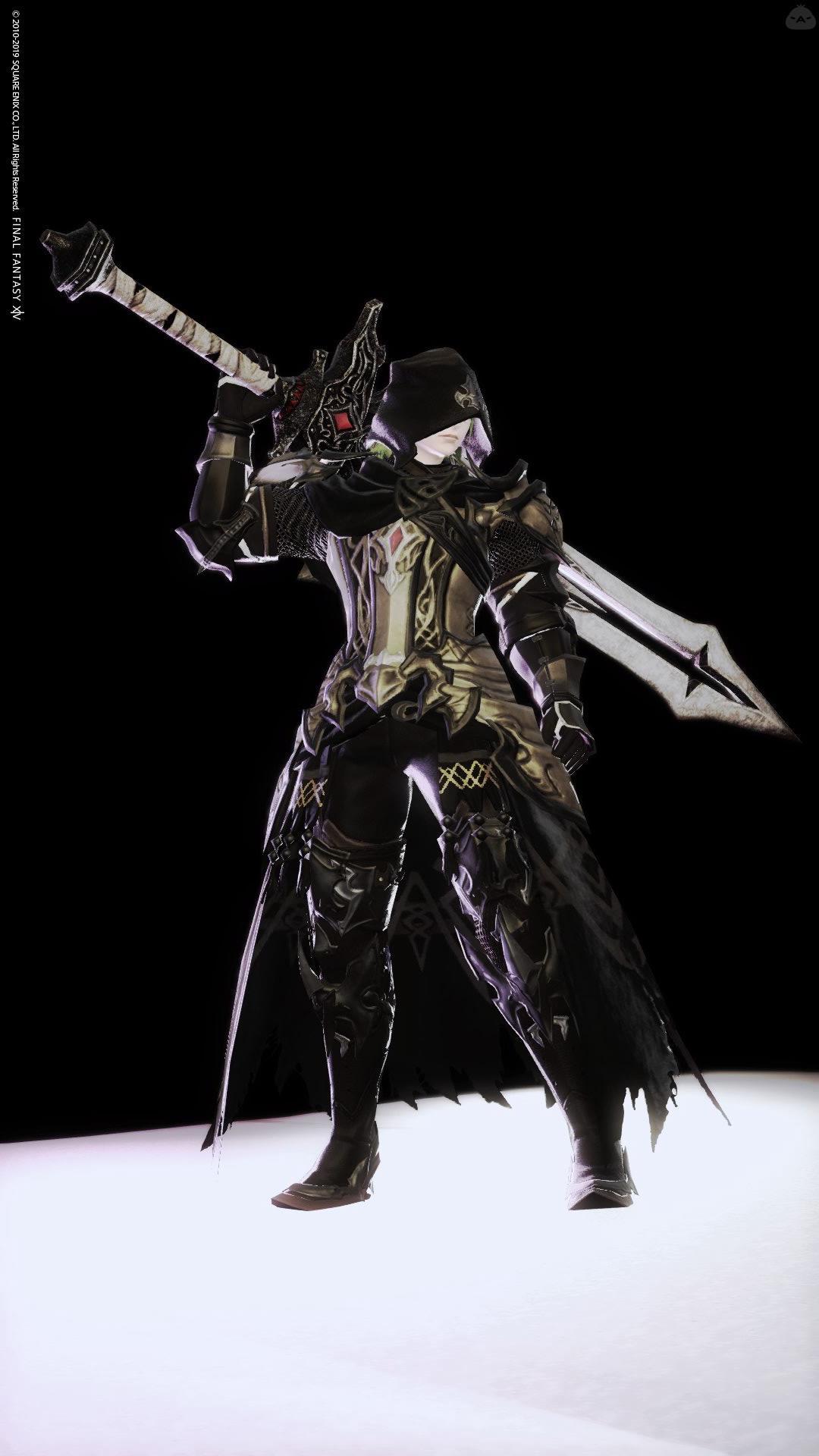 ミステリアス剣士