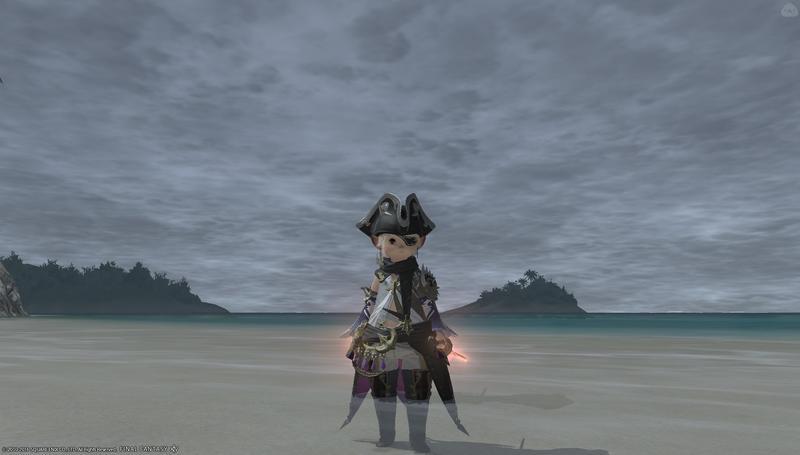 海賊ララフェル