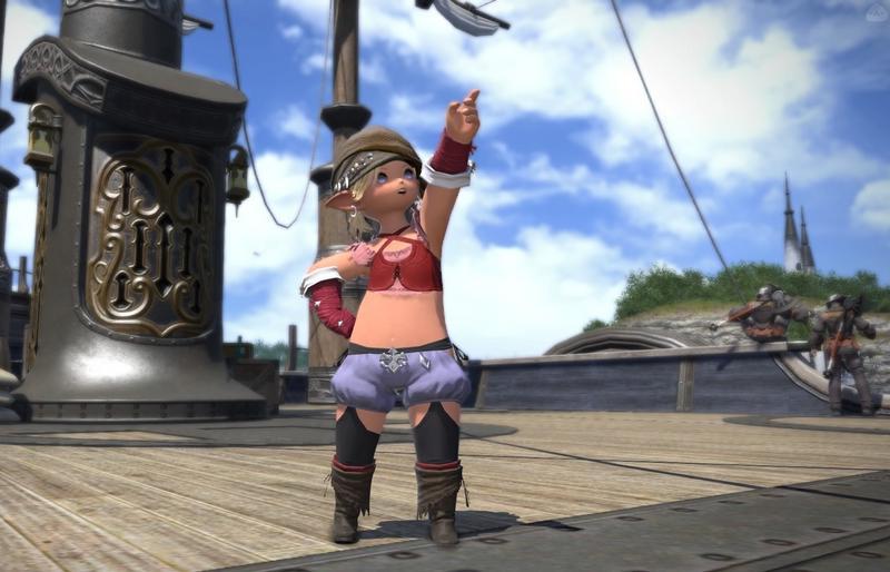 アネゴ海賊