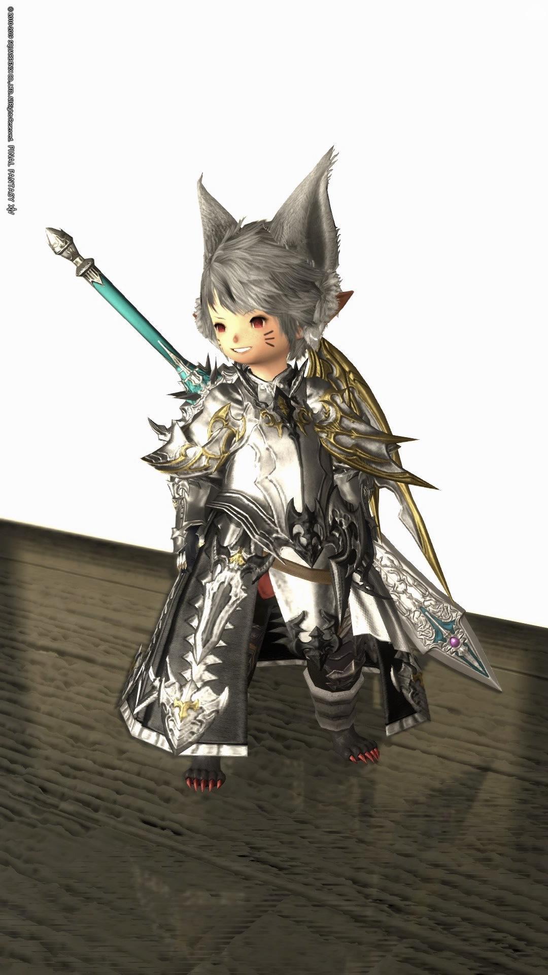 聖・暗黒騎士