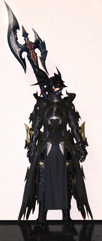 漆黒の竜騎士