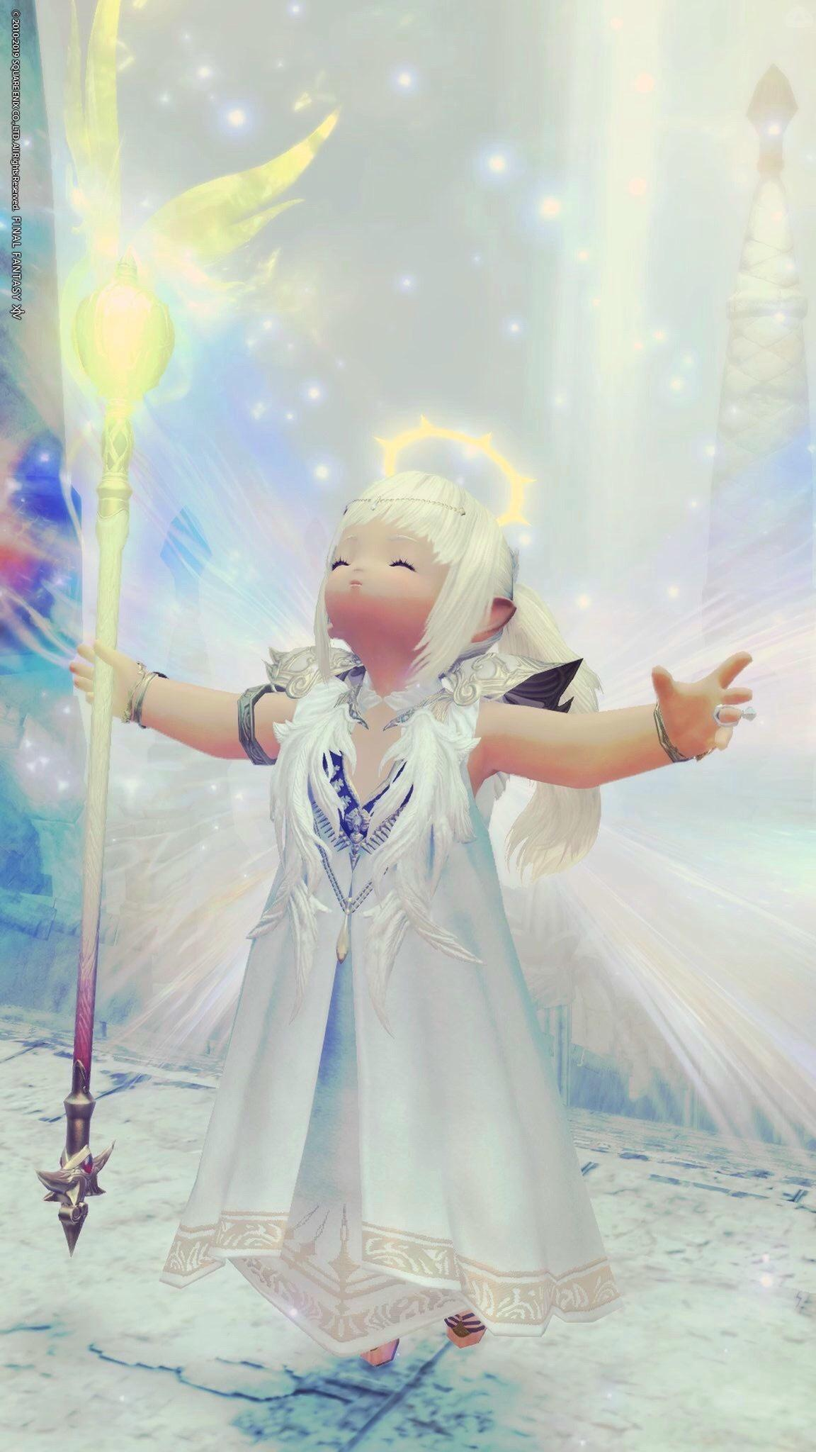 こんがり天使ちゃん