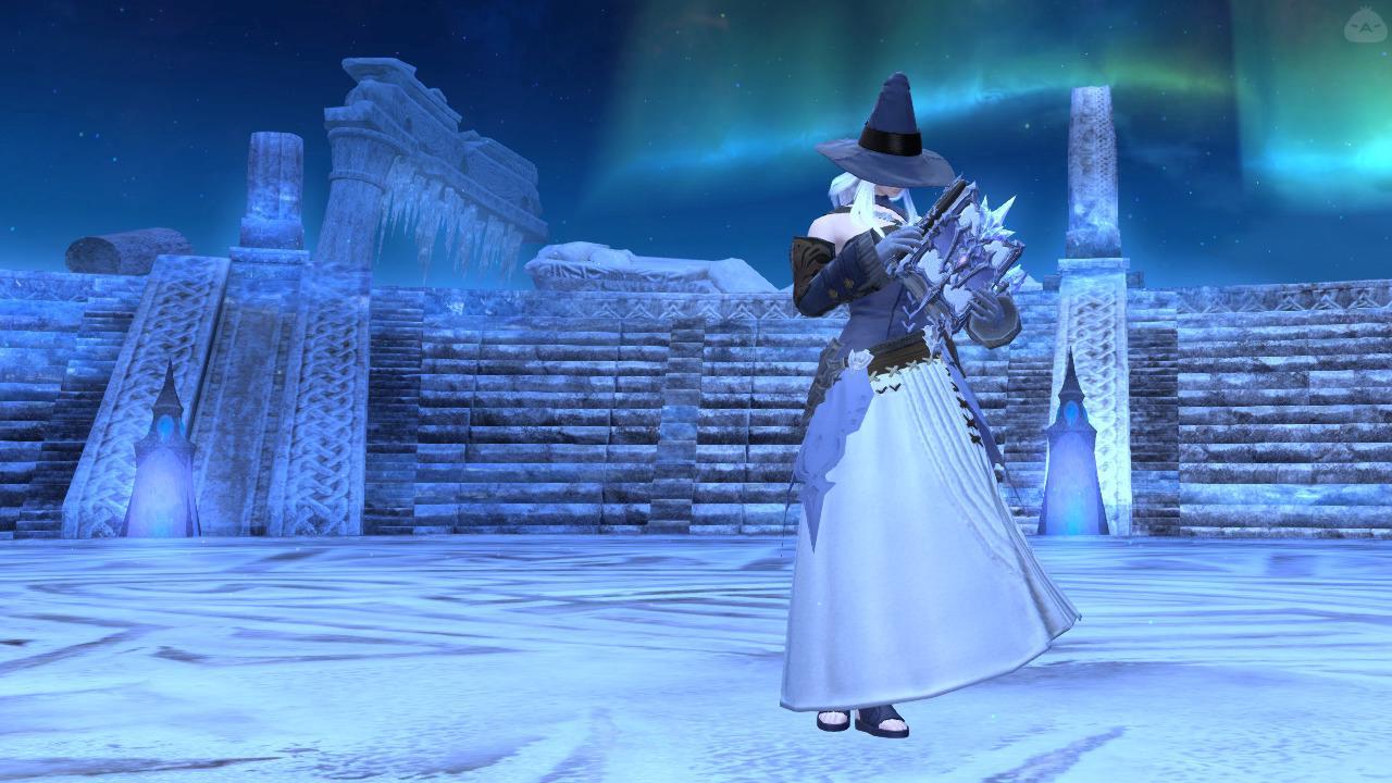 氷結の魔女