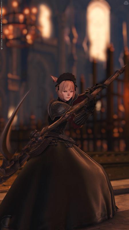 ゴシック暗黒騎士