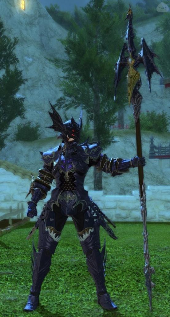 正統派 蒼の竜騎士