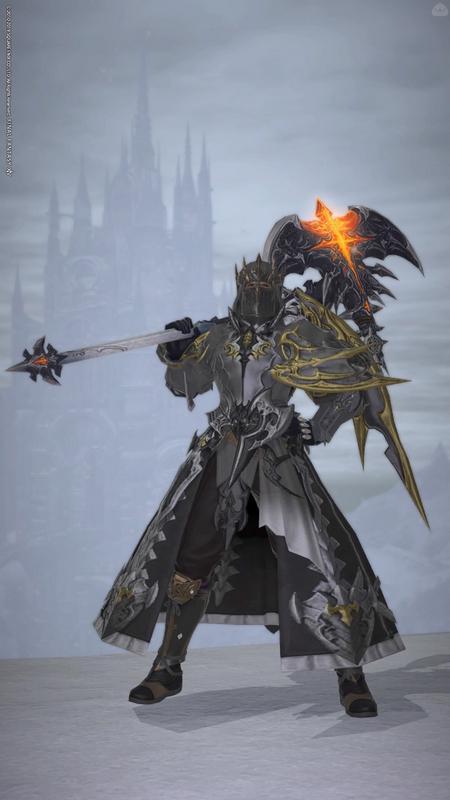 黒バハ戦士