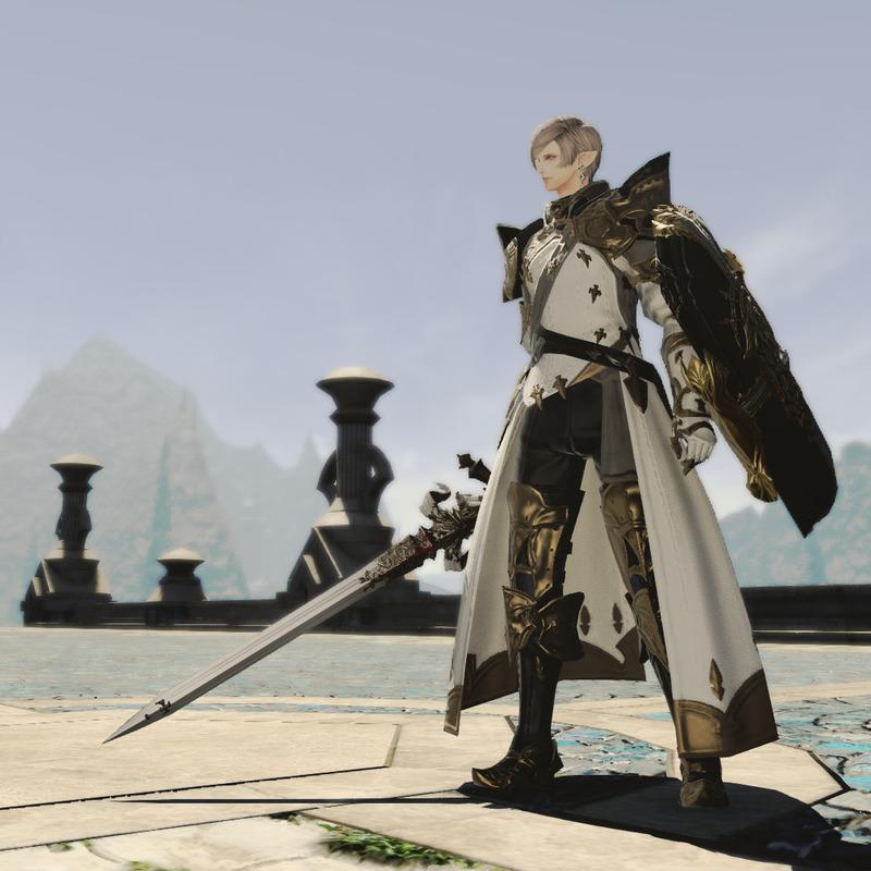 白金の騎士