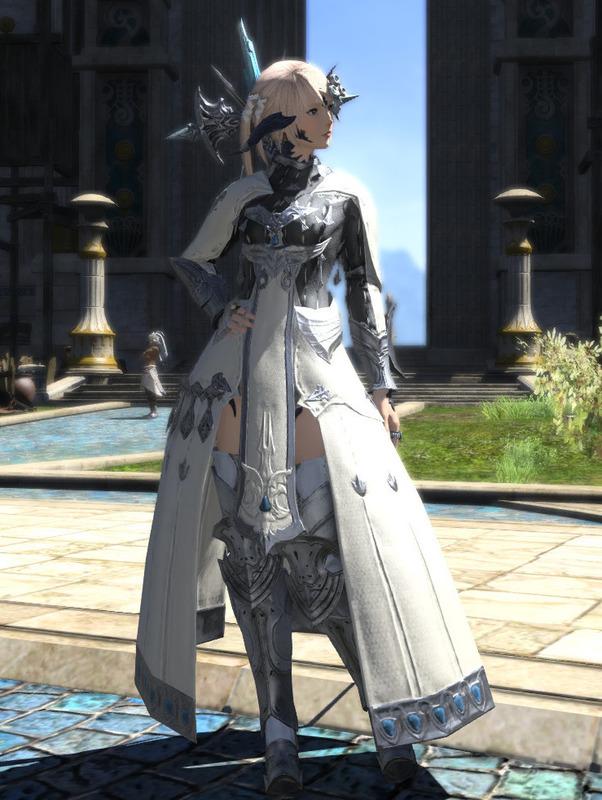 白銀の魔導師