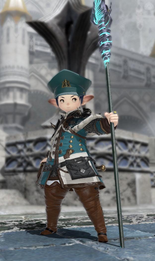 緑の憲兵さん