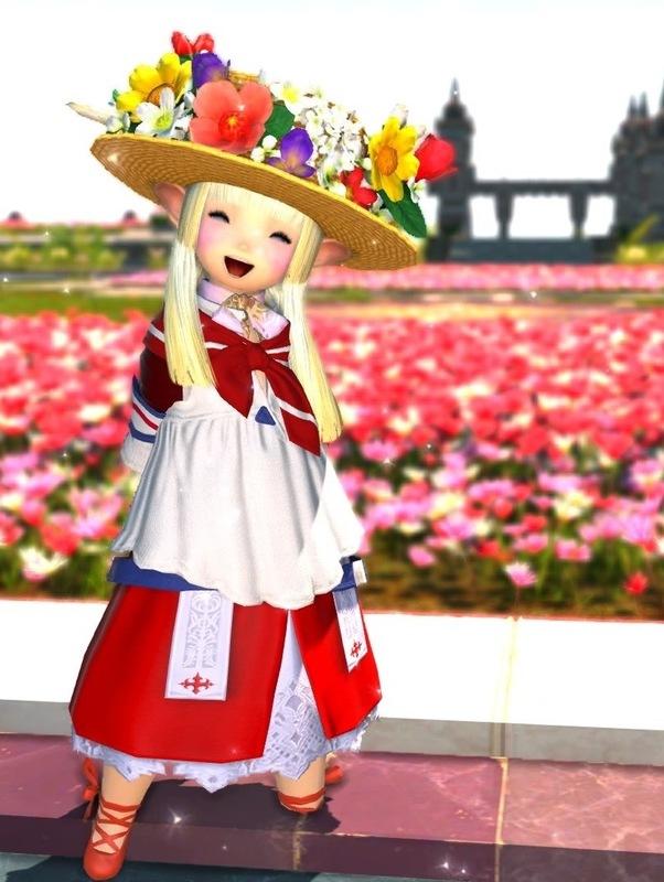 花の妖精*