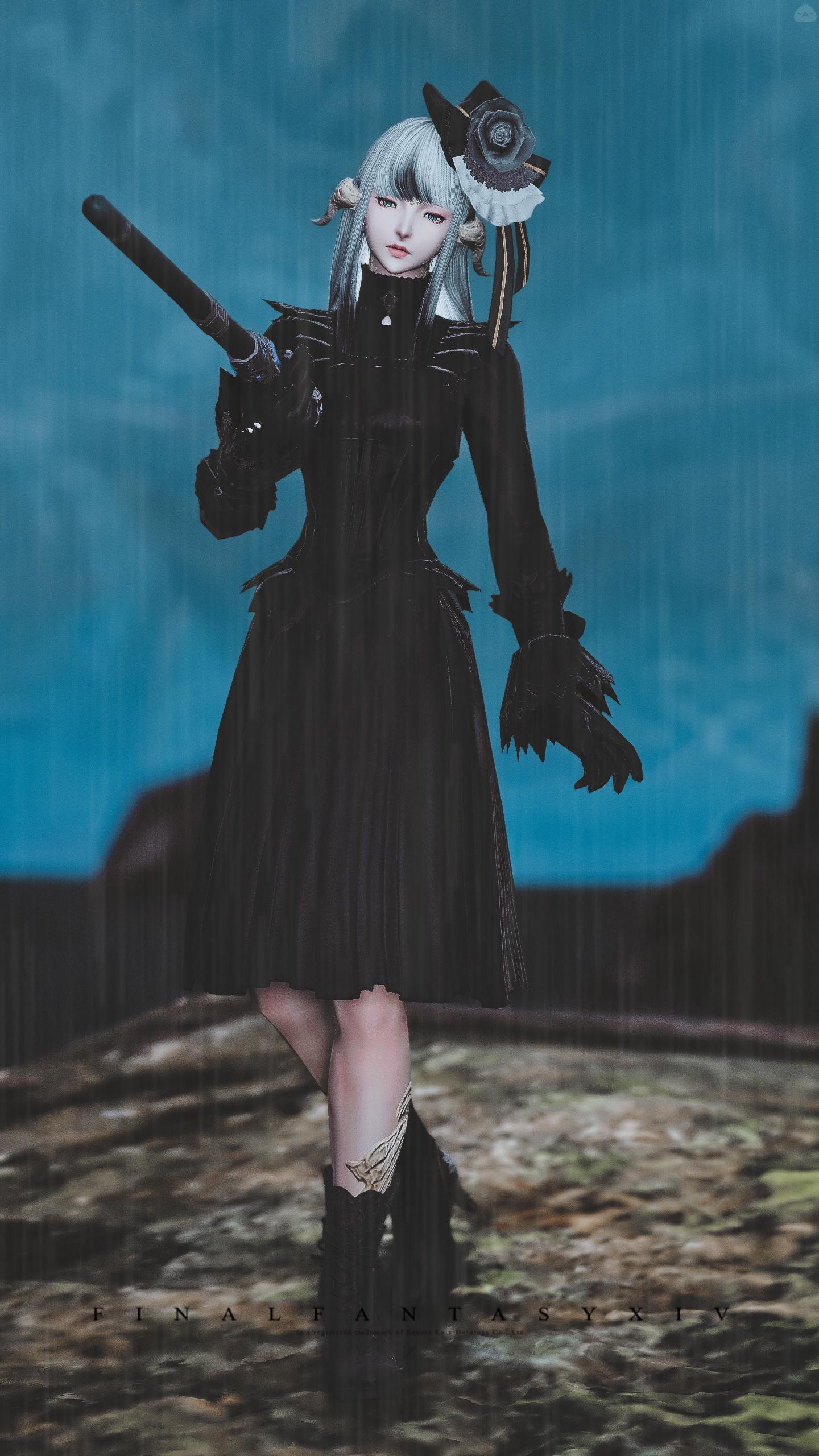 『ネオ』 漆黒の願い
