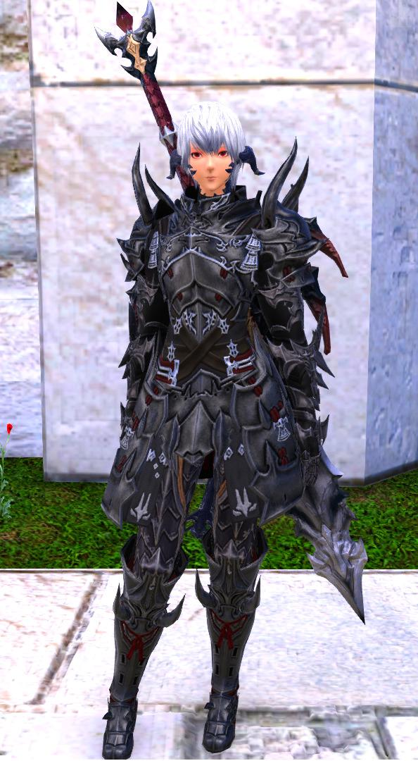 ドマ式暗黒騎士