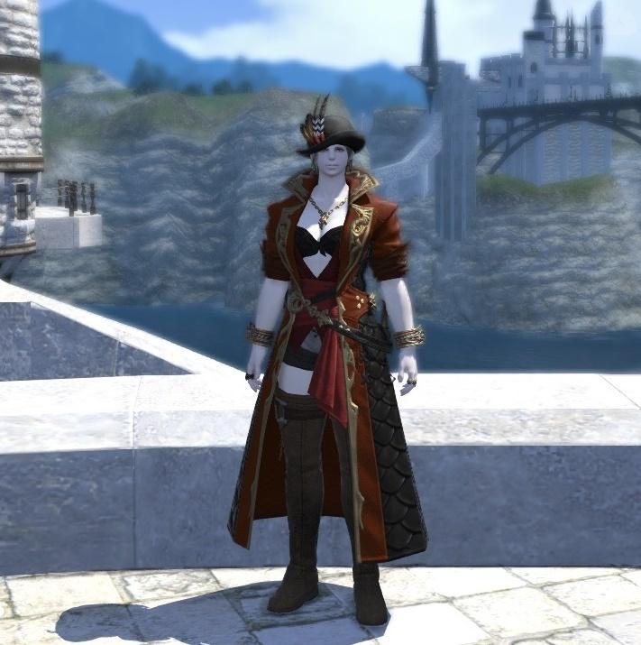 南海の海賊風