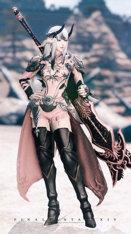 『ネオ』ピンクな騎士