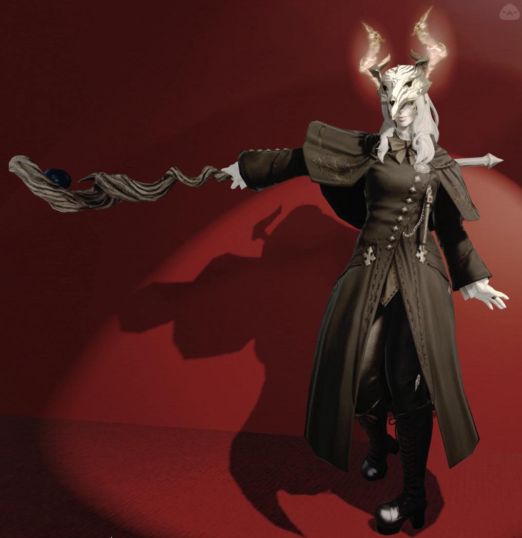 仮面の魔女