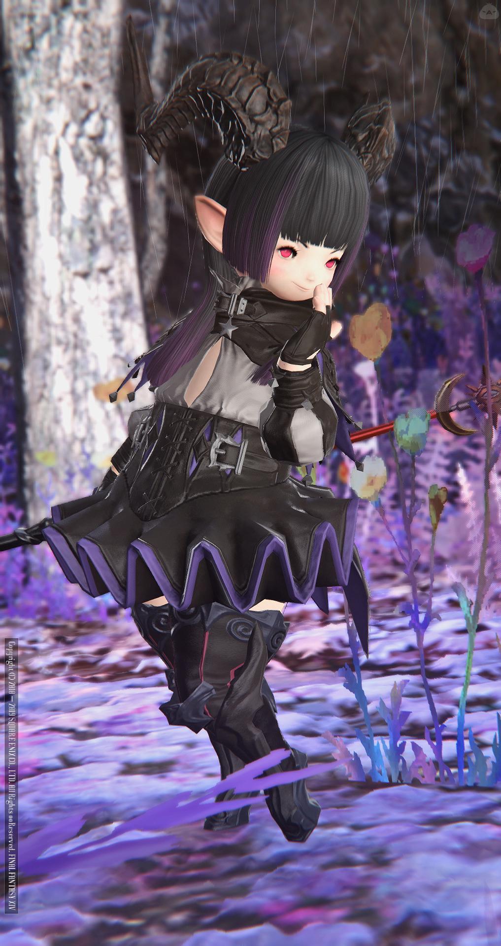 黒ララちゃん