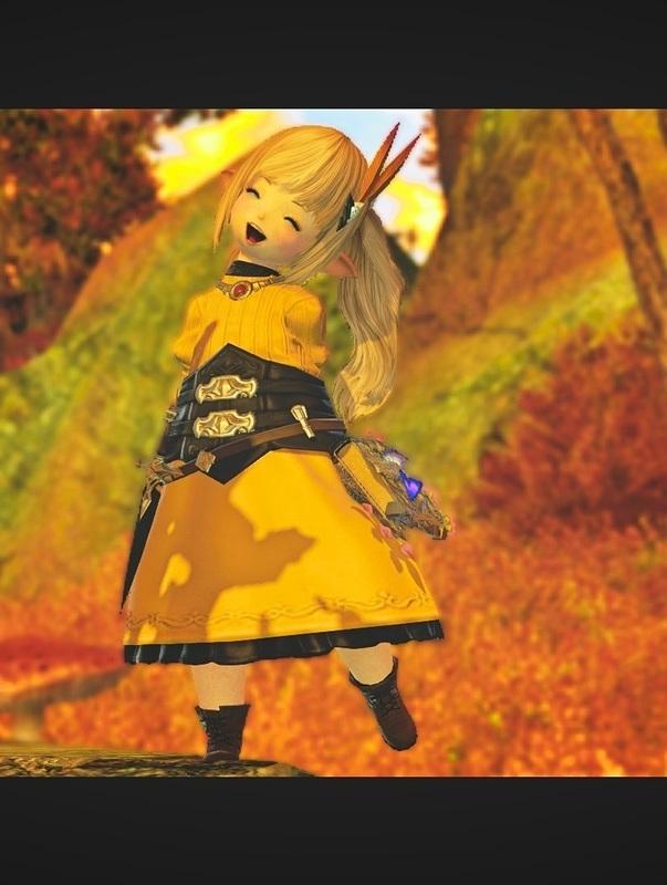 秋色の魔法使い