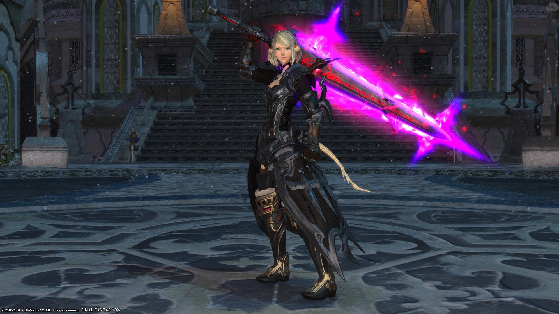 The 暗黒騎士