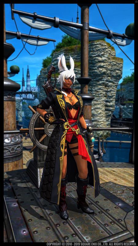 海賊風ヴィエラ