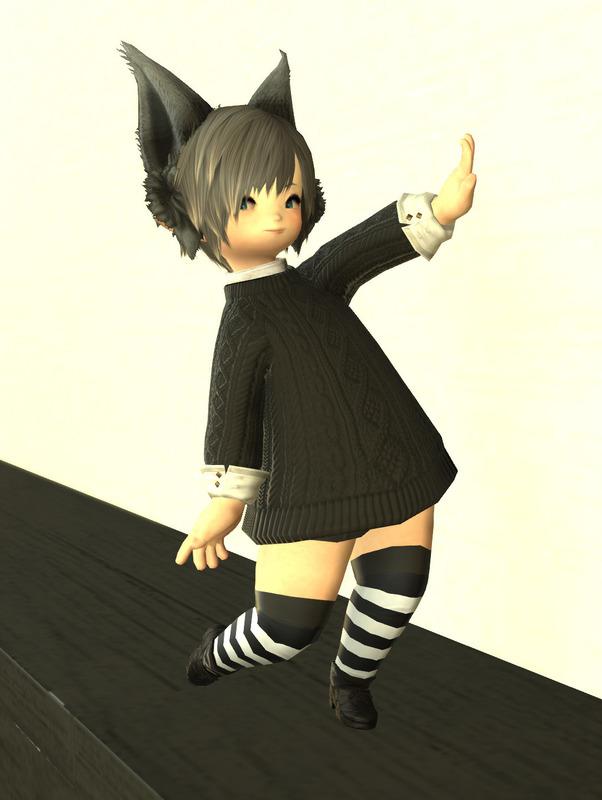 黒猫ふぇる
