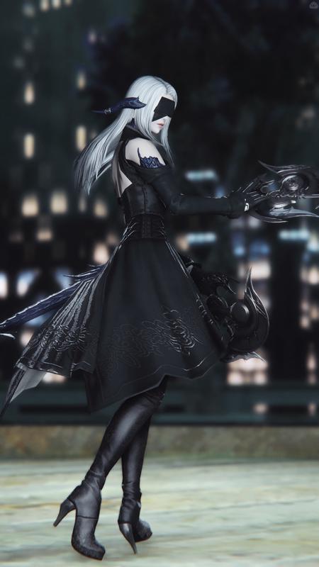 『ネオ』 ヨルハ踊り子