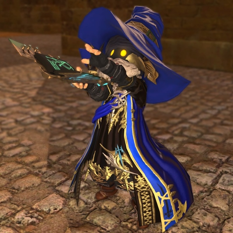 ドワーフの宮廷魔道士