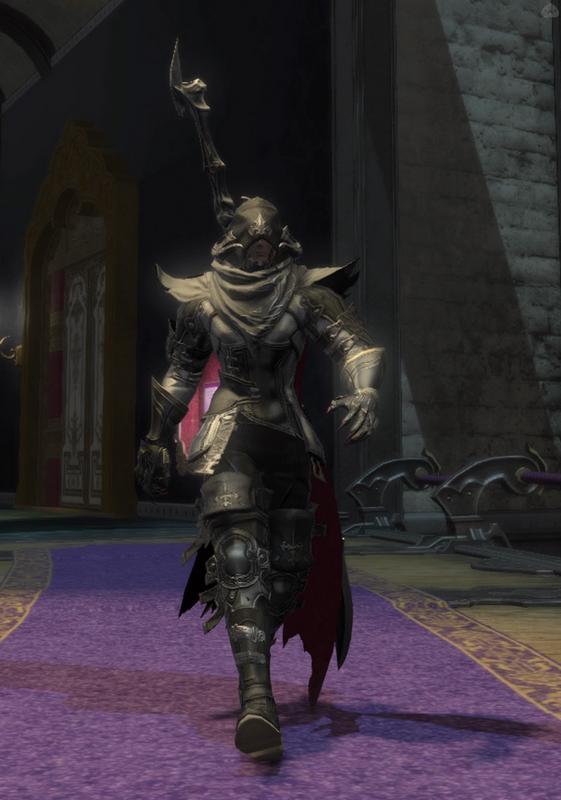 暗黒騎士のミラプリ