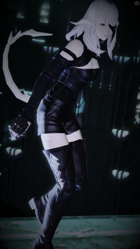 漆黒ノ暗殺者