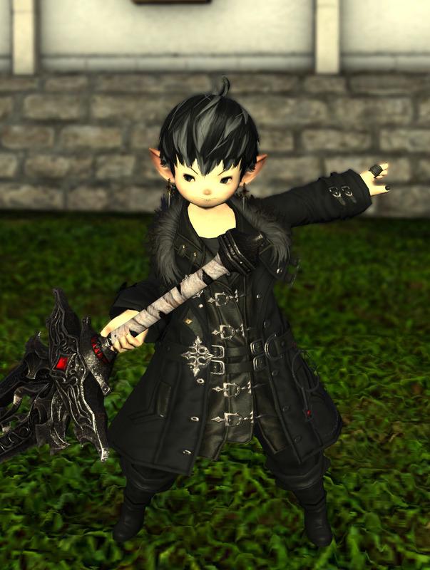 †黒の剣士†