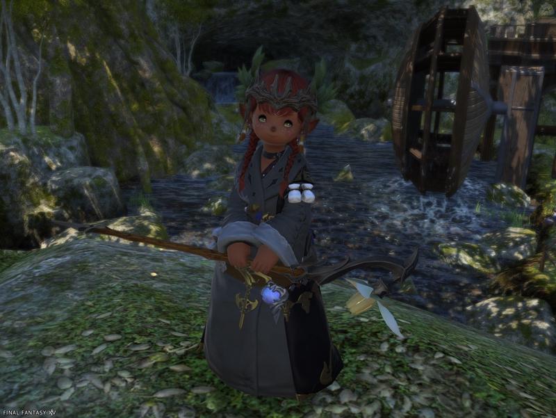 森の幻術士