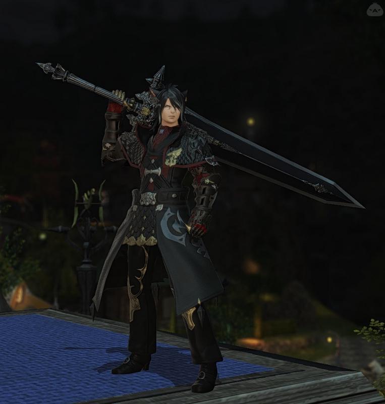 黒騎士っぽいもの