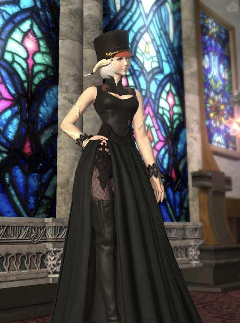 黒服サマナー