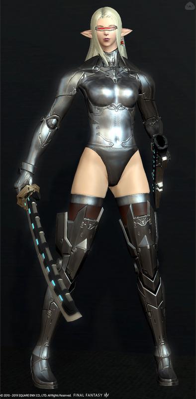 近未来的兵装