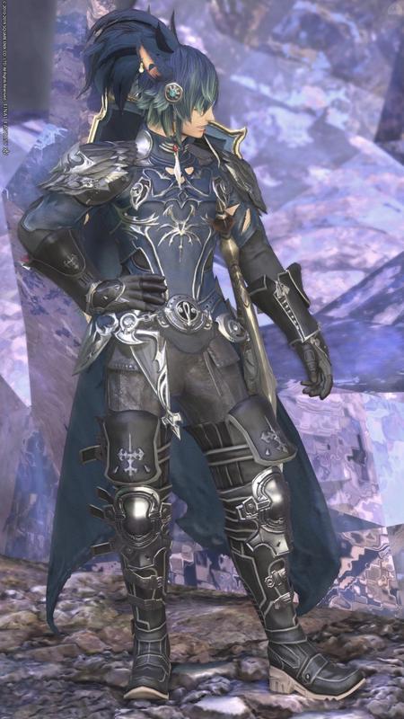 青藍の騎士