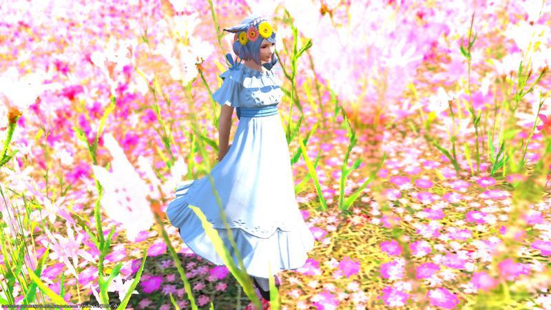 お花が好き