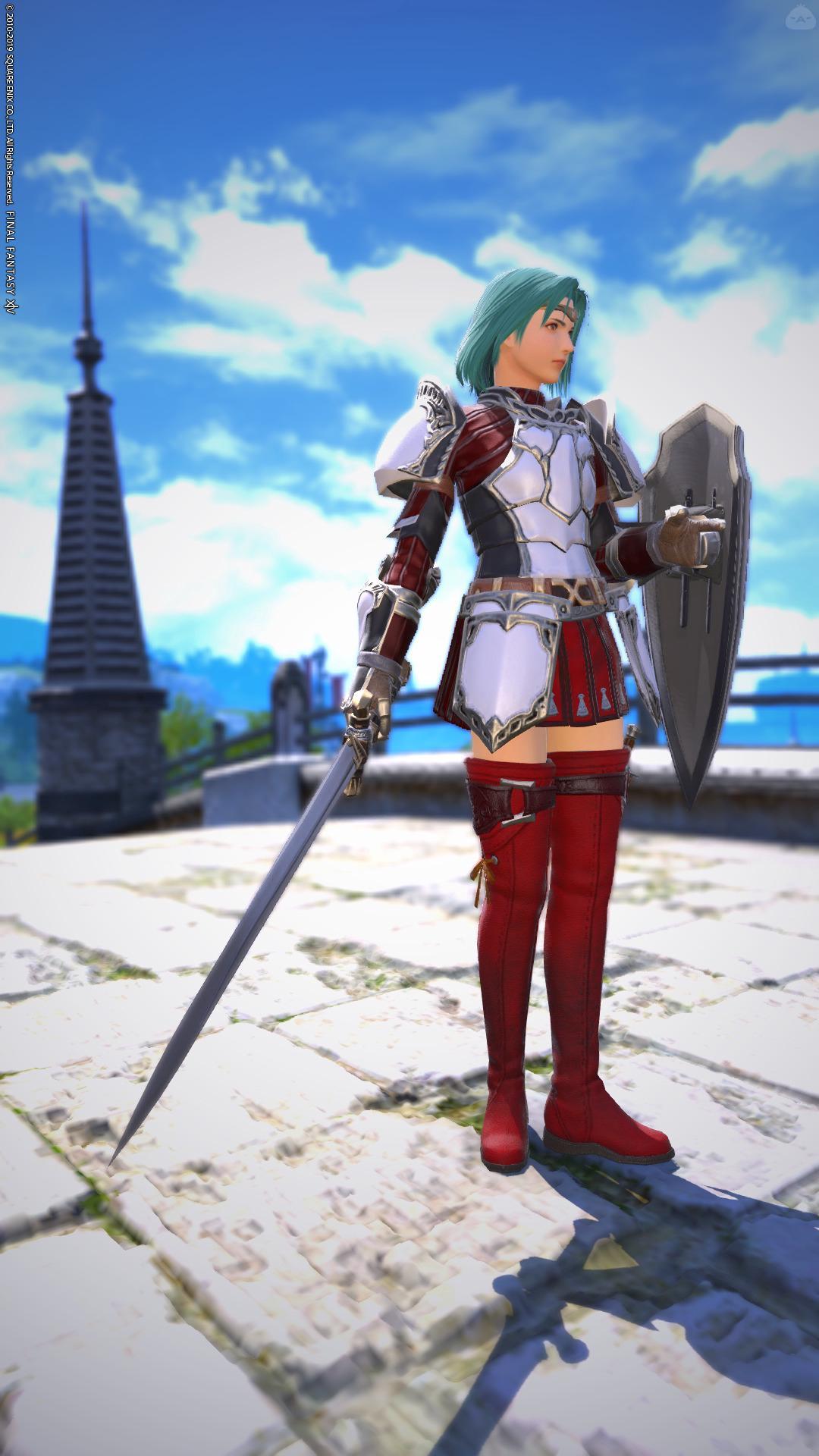 FEっぽい騎士