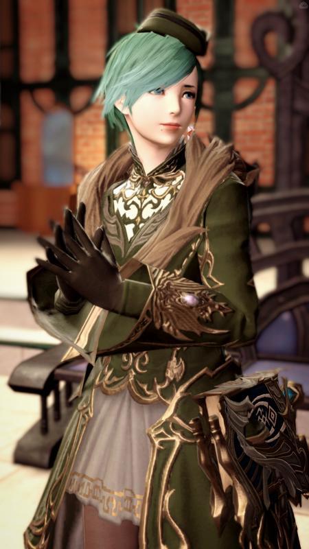 エデン五一式軍服:冬
