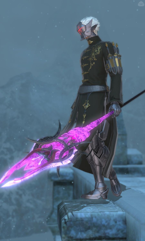 漆黒の破面竜騎士