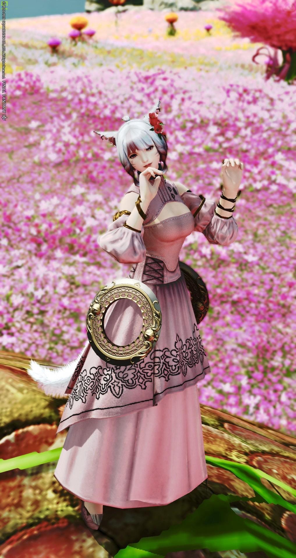 花の踊り子