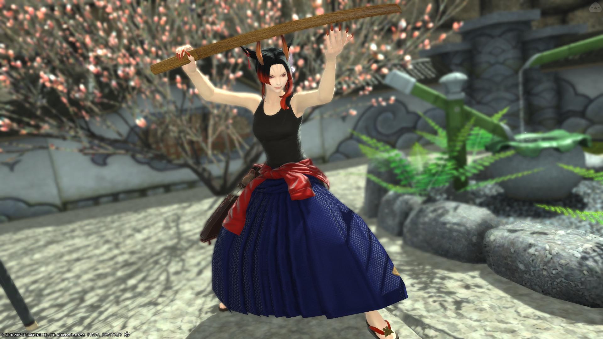 剣道の稽古