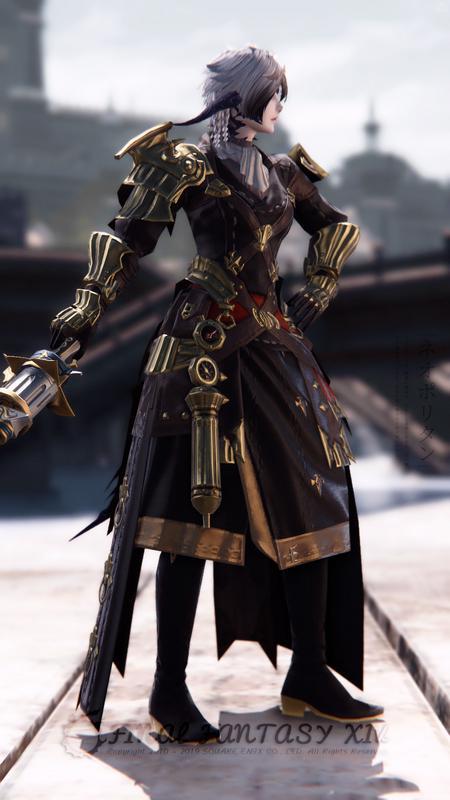 『ネオ』軍服の姫君