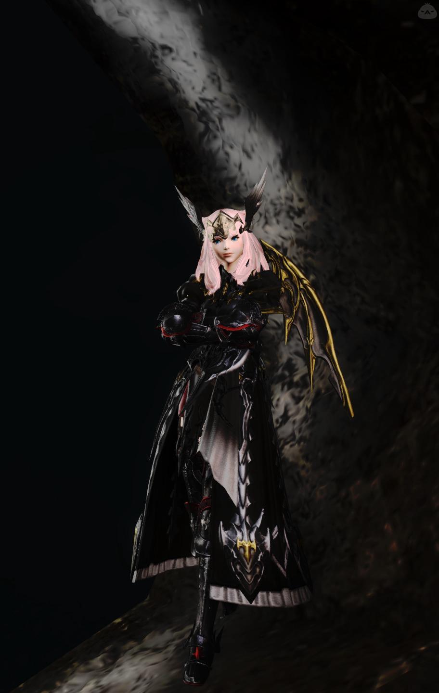 黒の戦乙女