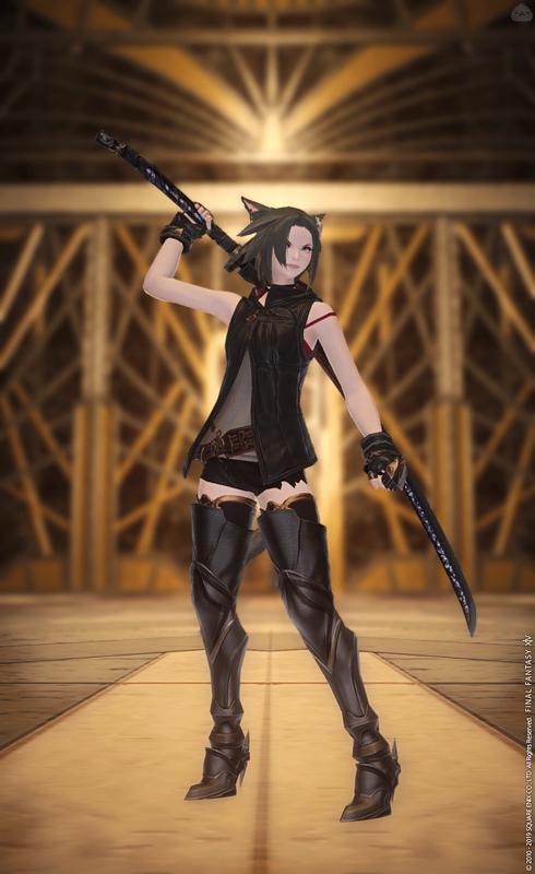 SAMURAI(※暗黒騎士)