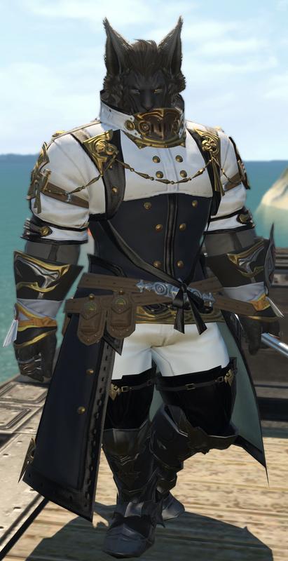 王立海軍の竜騎士